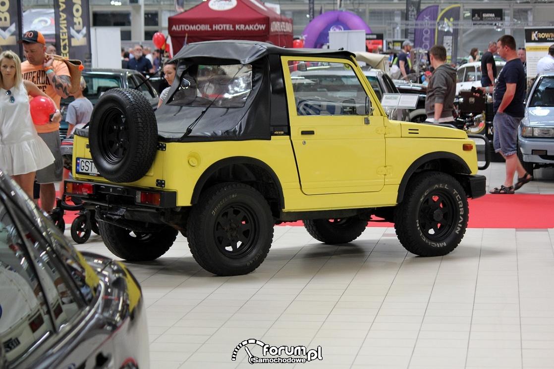 Suzuki Jimmy, bok