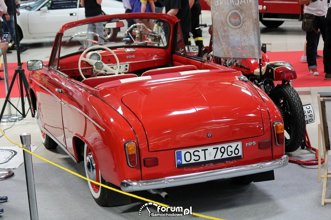 Syrena 105 Cabrio