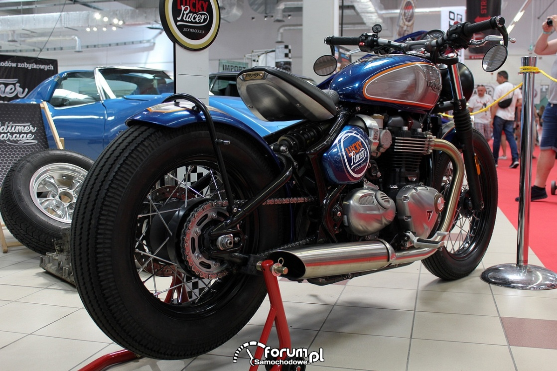 Triumph, motocykl