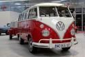 Volkswagen Bulik z przyczepką