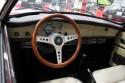 Volkswagen Karmann Ghia, wnętrze, deska rozdzielcza