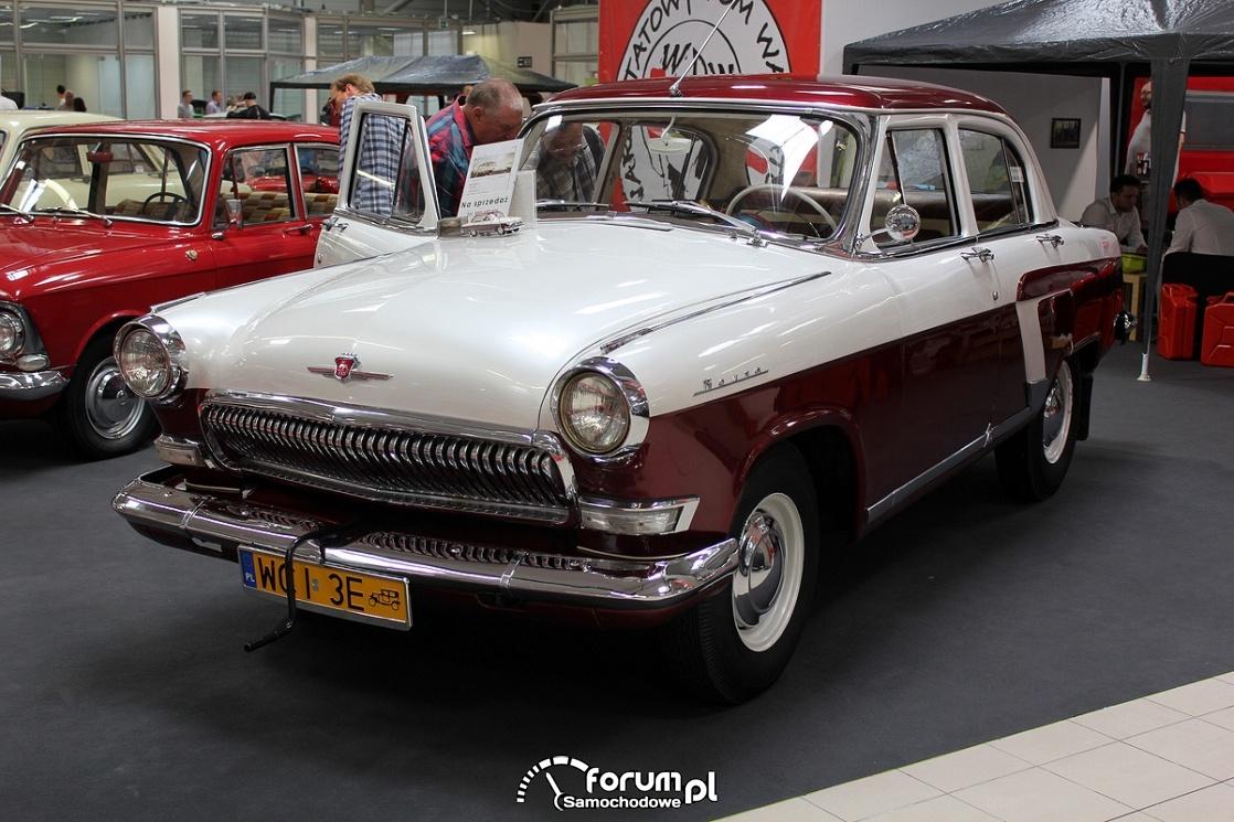 Wołga GAZ 21, 1969 rok