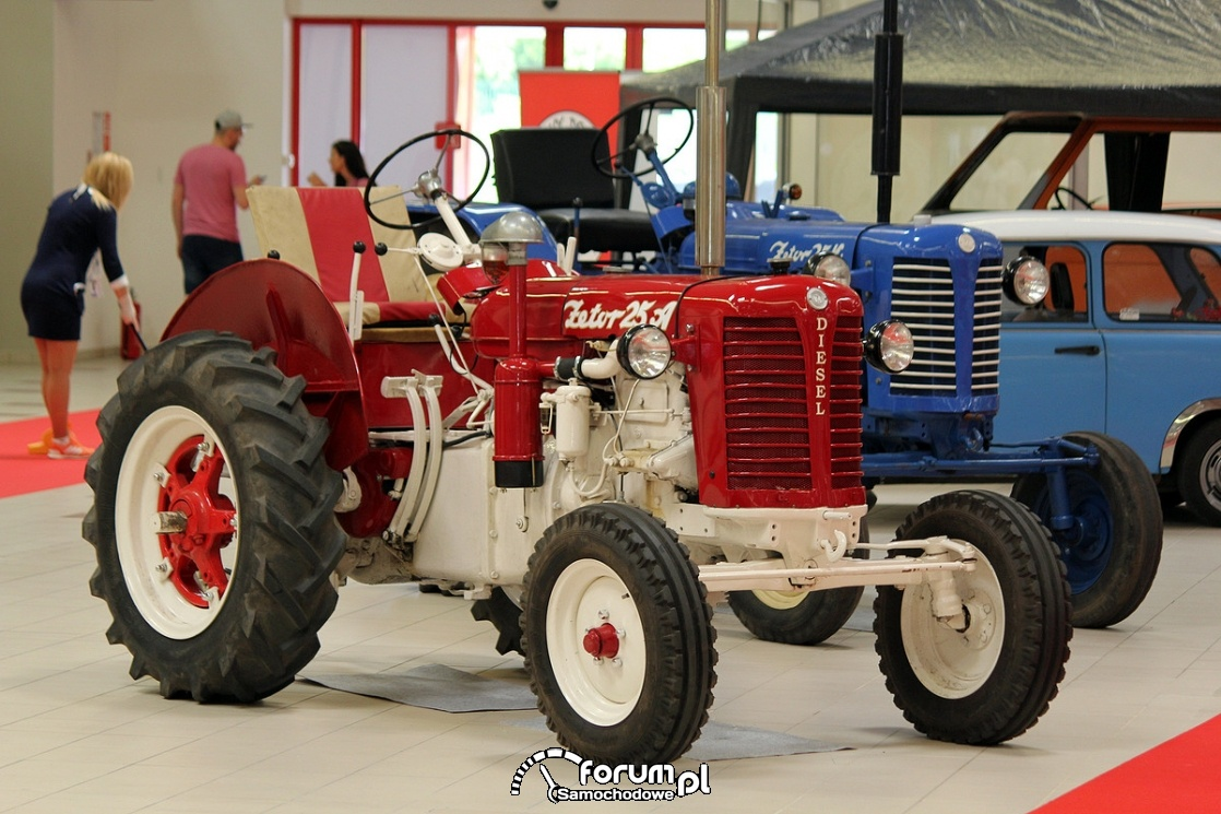 Zetor 25K, traktor