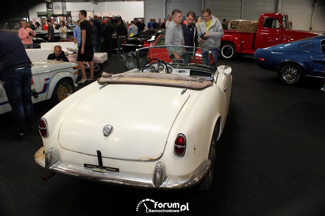 Alfa Romeo Giulietta 1.3, tył
