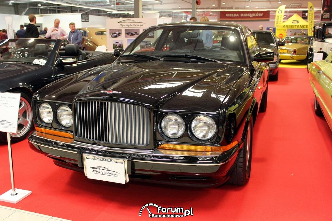 Bentley Continental R, 1994 rok