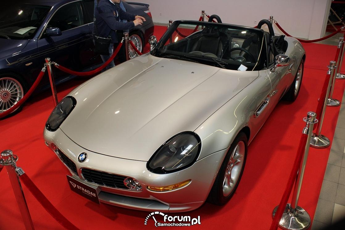 BMW Z8, 2000 rok