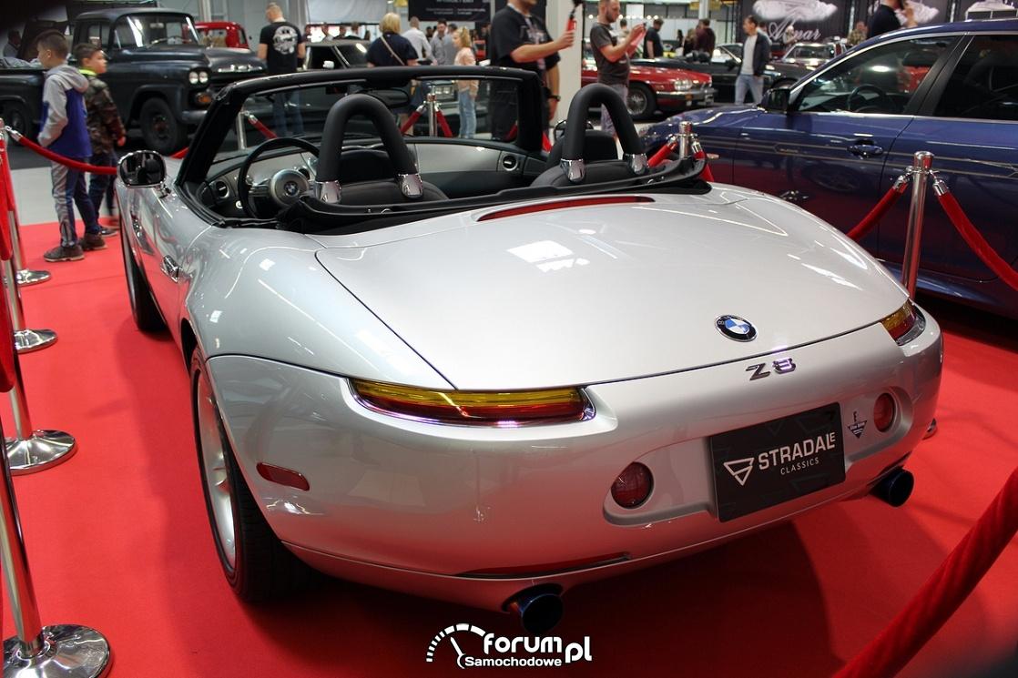 BMW Z8, tył