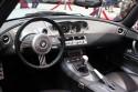 BMW Z8, wnętrze