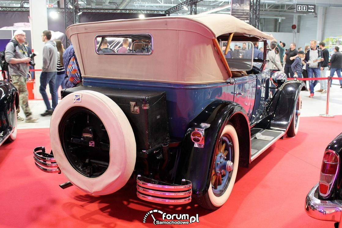 Buick Standard 6 Tourer, tył