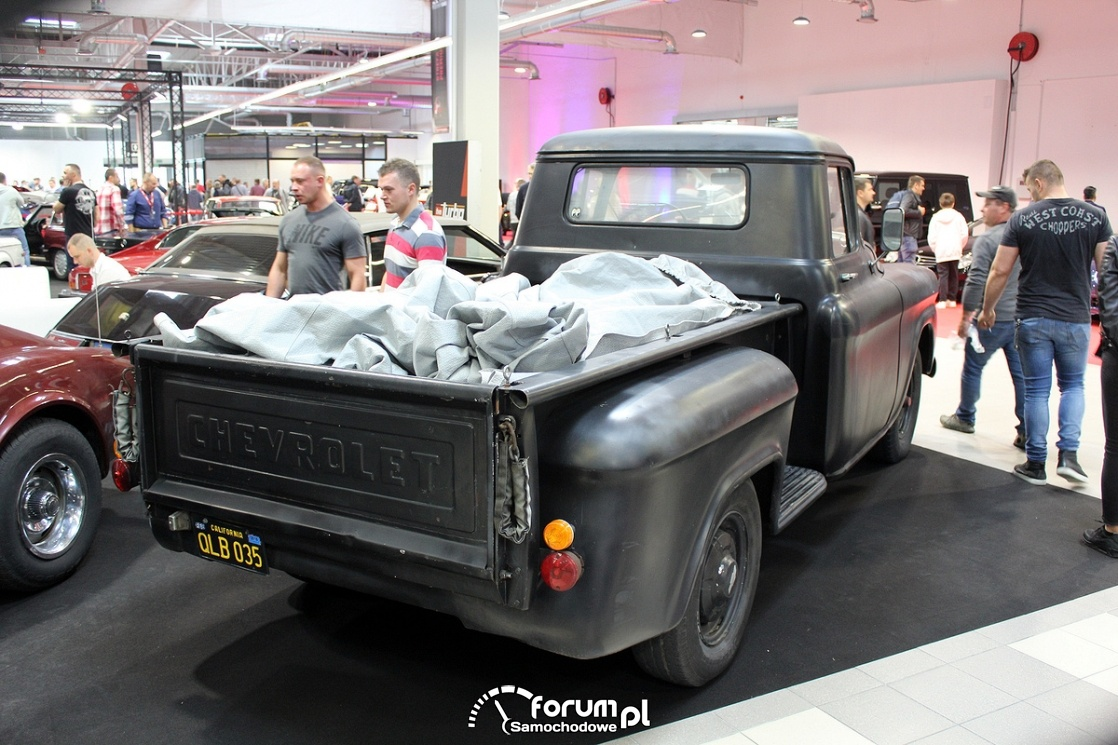 Chevrolet 3100 Pick-Up, Old Car, tył