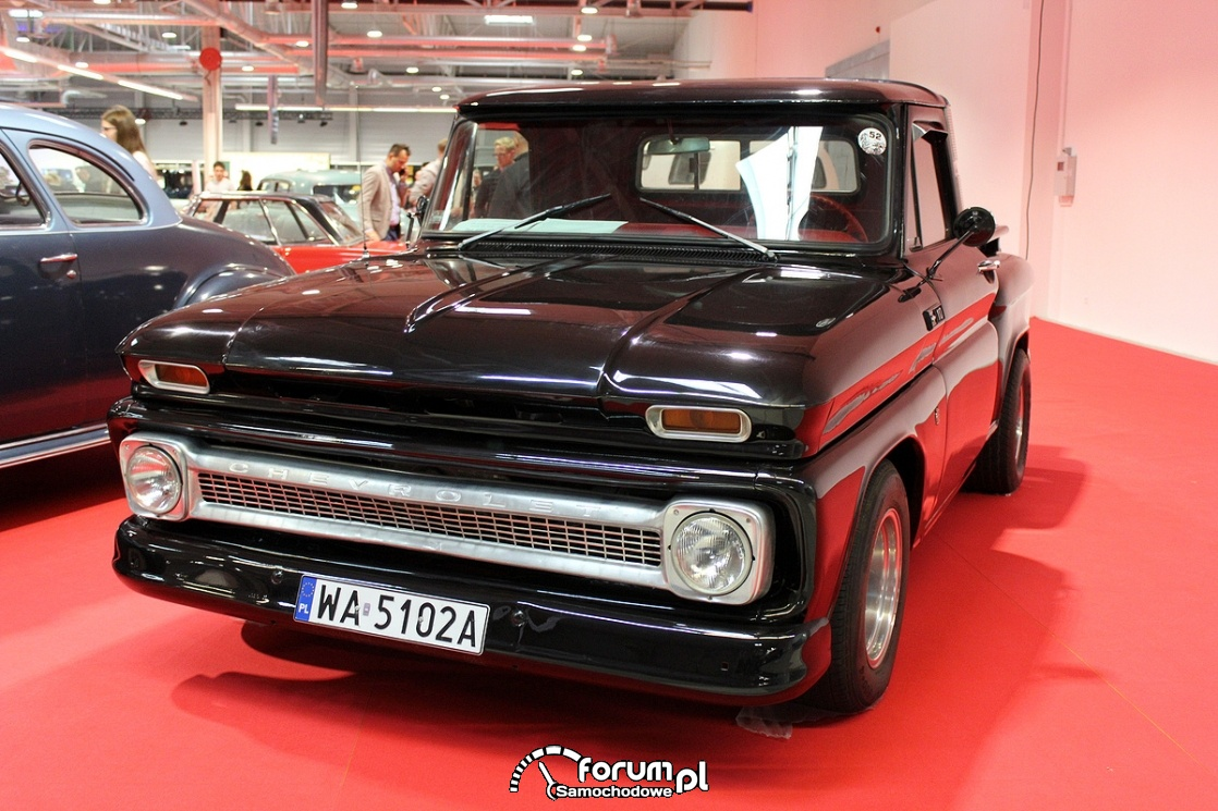 Chevrolet C10 Pickup StepSide