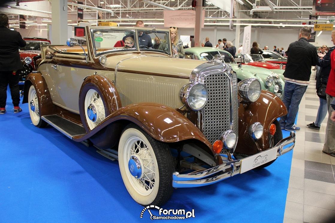 Chrysler CL, 1932 rok