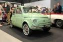 Fiat 500 F, 1966 rok