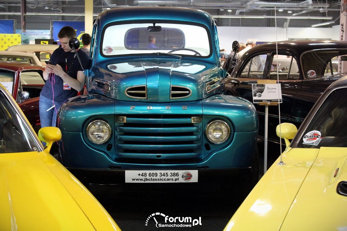 Ford F3 PickUp, 1949 rok