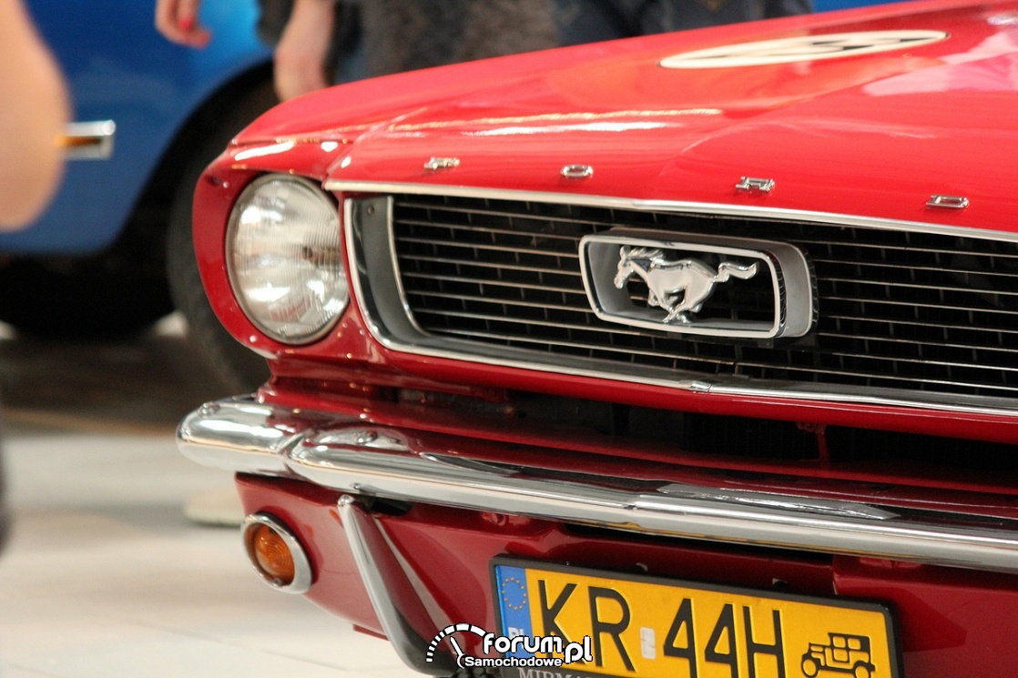 Ford Mustang, emblemat