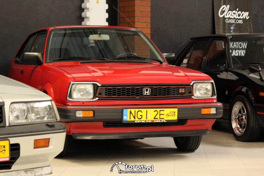 Honda Civic I S