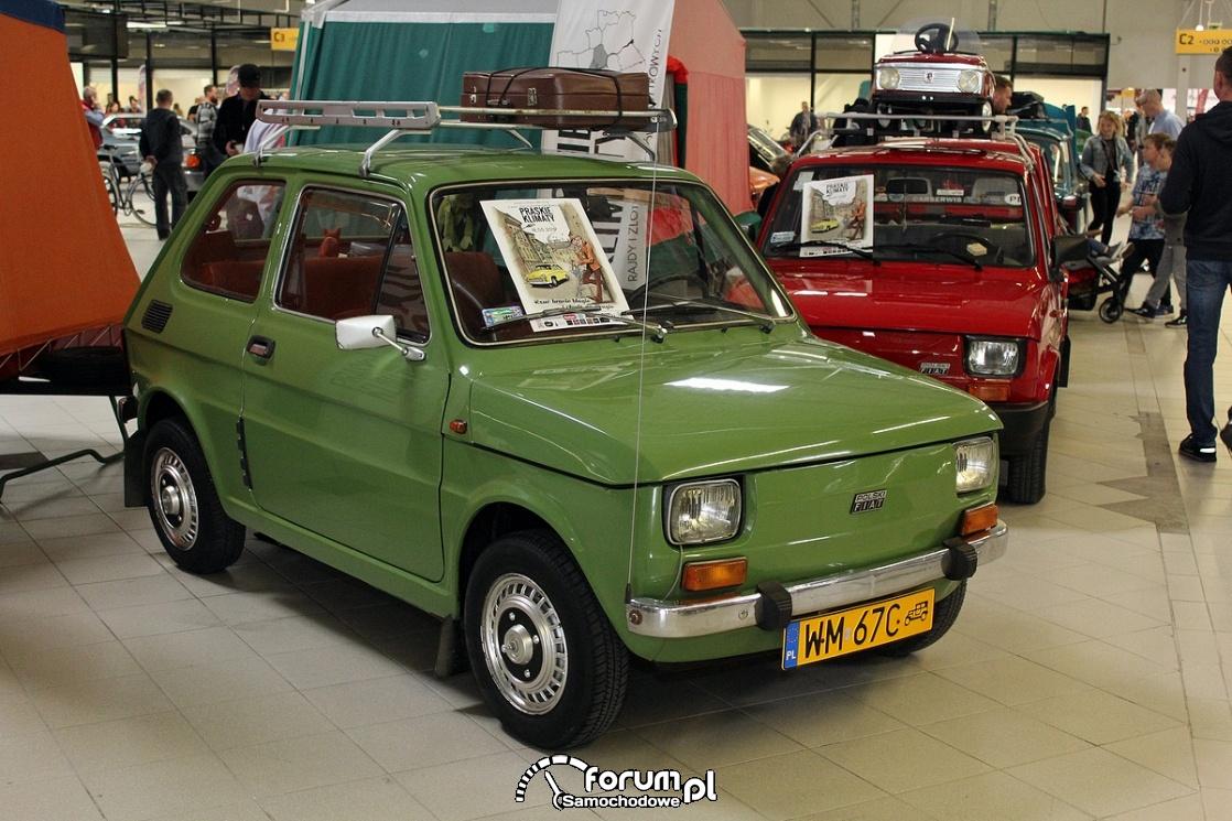Maluch, Fiat 126P