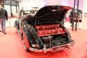 Mercedes-Benz 220 Cabrio A, bagażnik