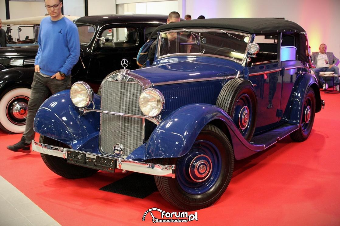 Mercedes-Benz, Old Car
