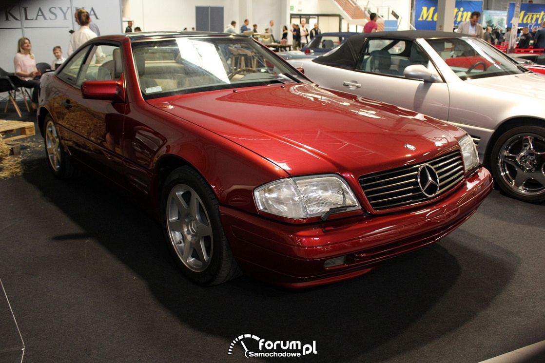Mercedes-Benz SL500 - 40th Anniversary Roadster