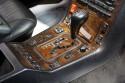 Mercedes CL600, 1996 rok, przyciski na środkowej konsoli
