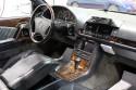 Mercedes CL600, 1996 rok, wnętrze