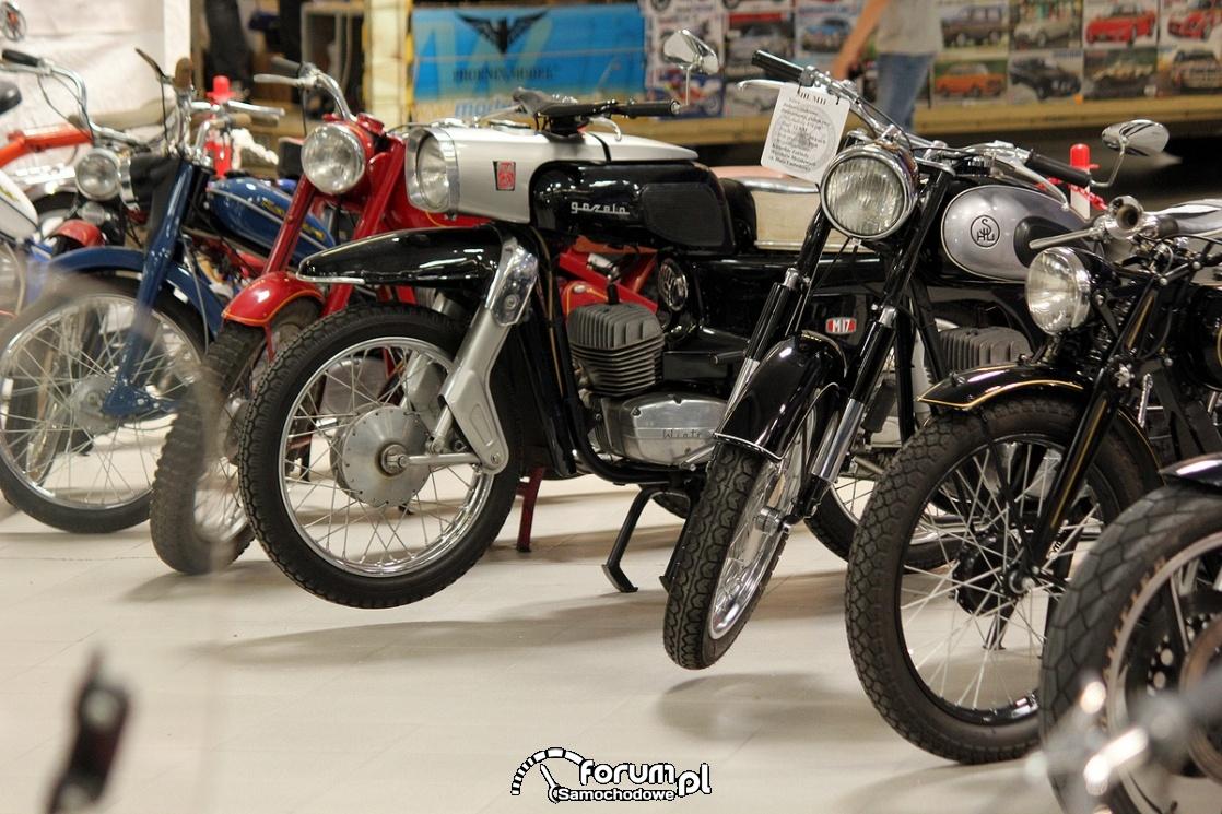 Motocykle zabytkowe