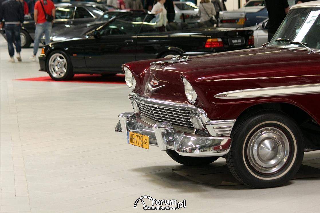 Old Car, przód