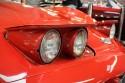 Otwierane lampy przednie, Chevrolet Corvette