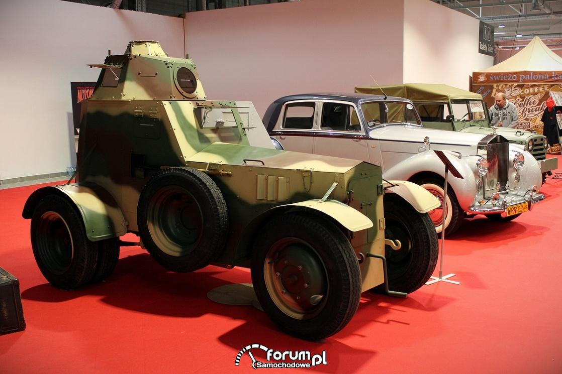 Pojazd militarny