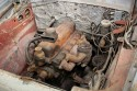 Spalona komora silnika
