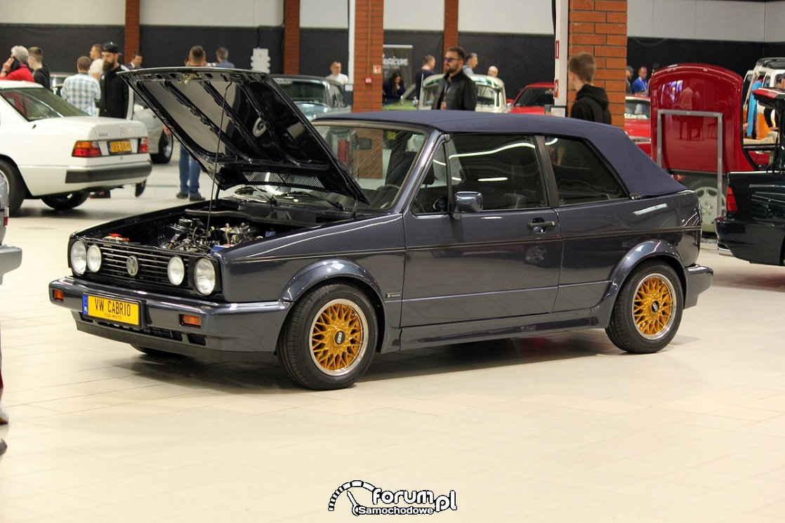 Volkswagen Golf I Karmann