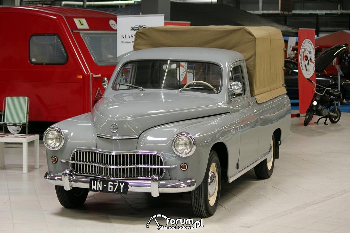 Warszawa Pickup