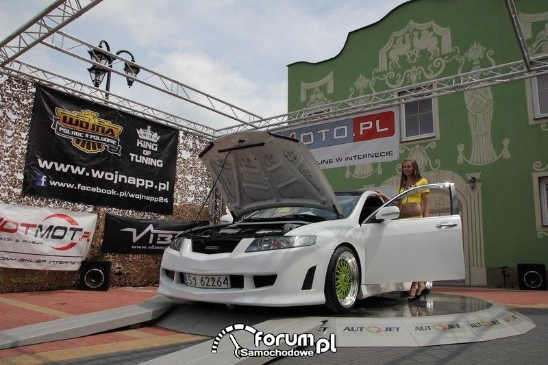 Honda Accord - tuning, dziewczyny, Skaryszew 2012, 2