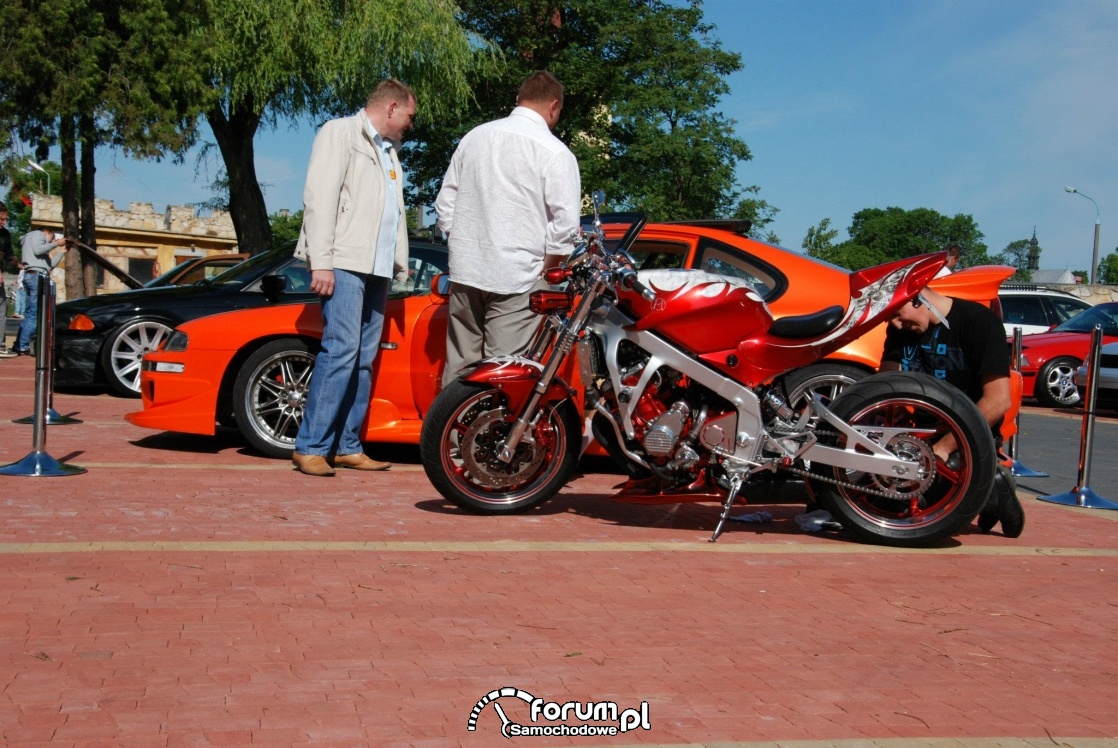Motor, Skaryszew 2012
