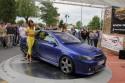 Opel Astra Coupe - tuning, dziewczyny, Skaryszew 2012