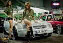 Volkswagen Bora - tuning, dziewczyny