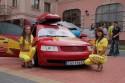 Volkswagen Passat kombi - tuning, dziewczyny, Skaryszew 2012