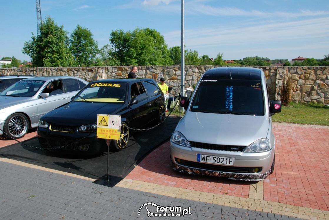 VW Golf III - tuning, Skaryszew 2012