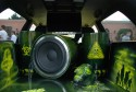 VW Golf III - tuning, zabudowa Car Audio, Skaryszew 2012