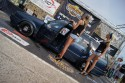 Volkswagen Passat kombi, tuning, dziewczyny, 4