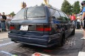 Volkswagen Passat kombi, tuning, tył
