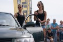 Volkswagen Passat, tuning, dziewczyny, 2