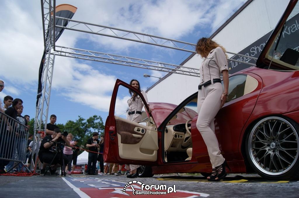 Ford Mondeo MKII, dziewczyny, 2