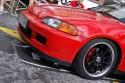 Honda Civic V, widok z przodu