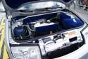Skoda Fabia, zabudowa komory silnika