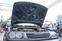 Volkswagen Golf III, aerografia pod maską