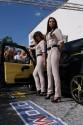 Volkswagen Golf III, exodus, dziewczyny, 2