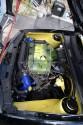 Volkswagen Golf III, exodus, silnik