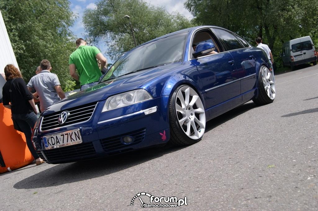 Volkswagen Passat b5 lift